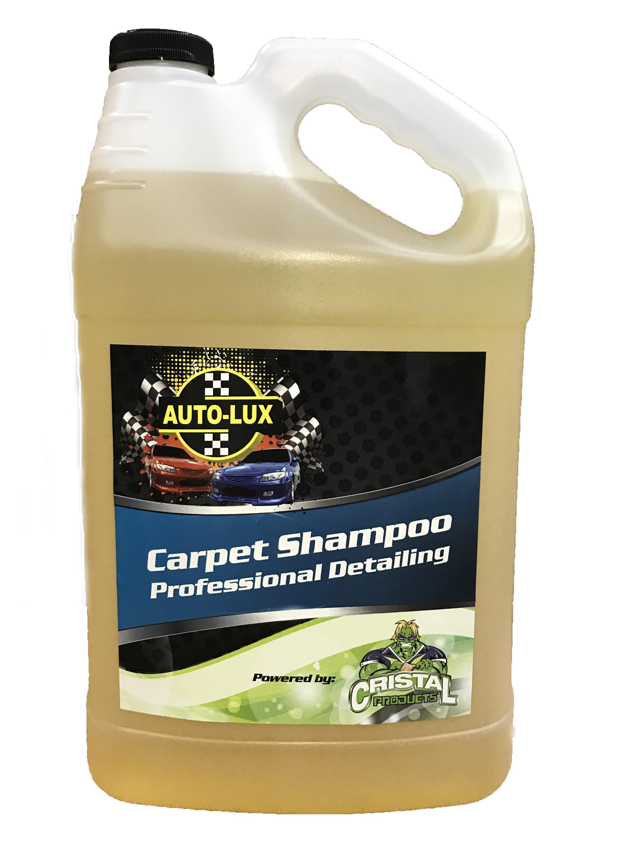 كرستال Carpet Shampoo شامبو السجاد الاحترافي