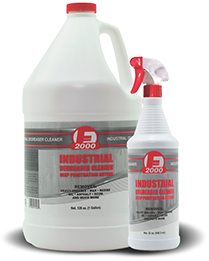 Formula 2000 Industrial Degreaser Cleaner