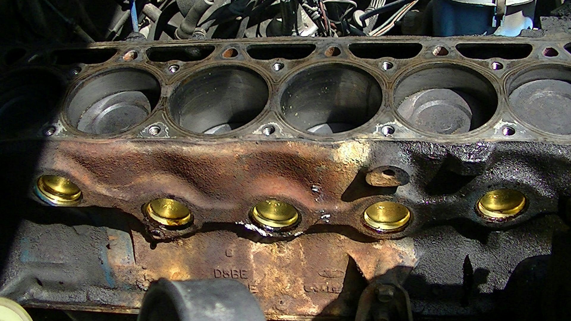 Engine Head Gasket Fix