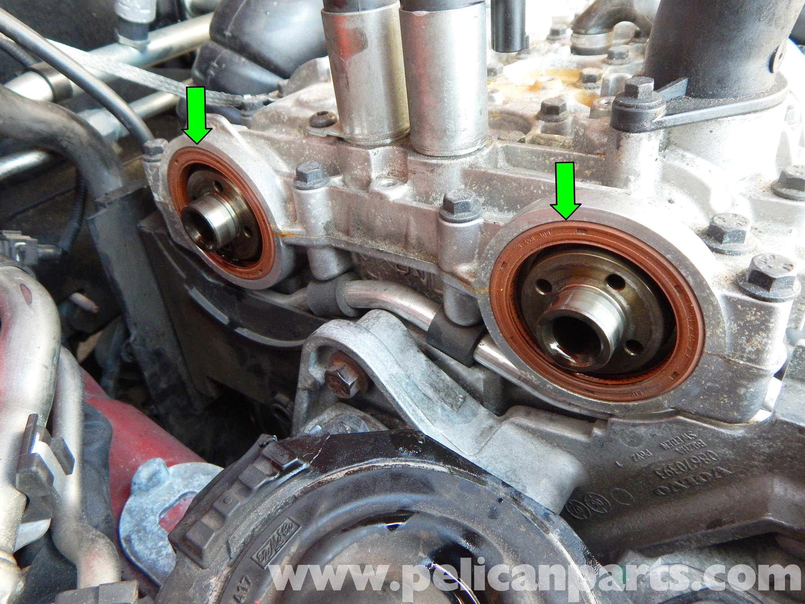 Rear Main Seal Stop Leak & Repair